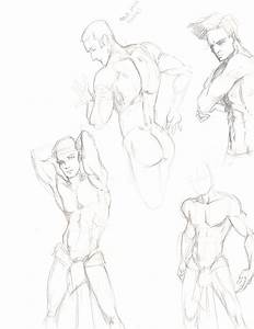 The gallery for --> Figure Drawing Models Male