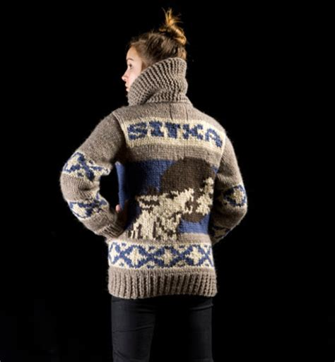 wolf sweater the sweater a wolf pack of wearables