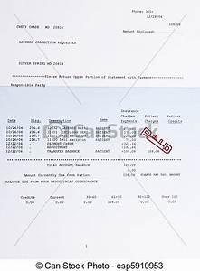 Rechnung Bezahlt : gestempelt medizinische rechnung bezahlt amerikanische ~ Themetempest.com Abrechnung