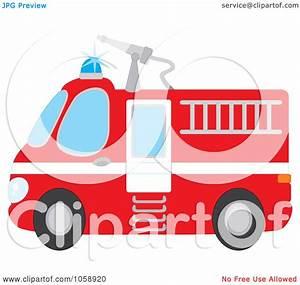Fire Truck Clipart Free
