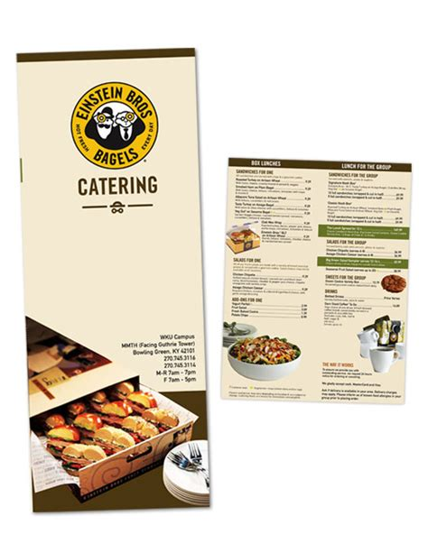 Catering Brochure Templates by Catering Brochures In The Philippines