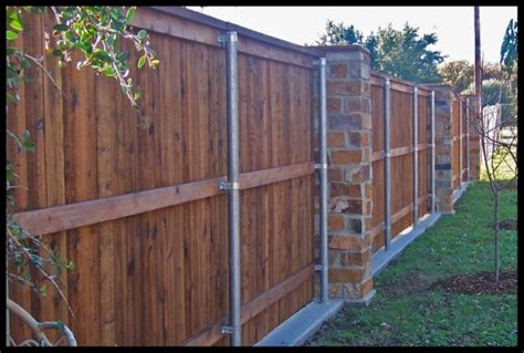 Types Of Wooden Fence Panels