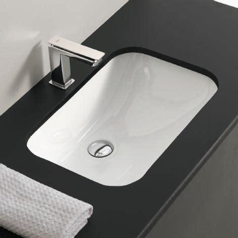 Nettuno Undercounter Basin   PARISI Bathware and Doorware