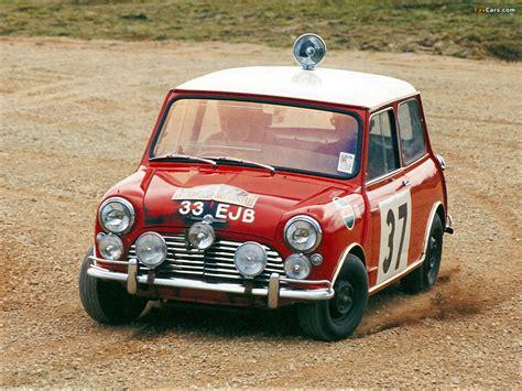 Wallpapers Of Morris Mini Cooper S Rally (ado15) 1964–68