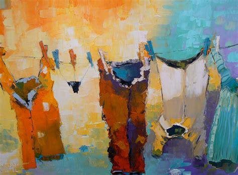 seche linge qui fuit oeuvres de philippe amagat le grenier aux artistes roquecor expositions de peinture et