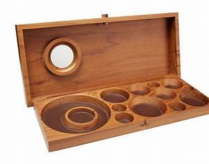 Wood Jewelry Box Handcrafted - WoodWorking Projects & Plans