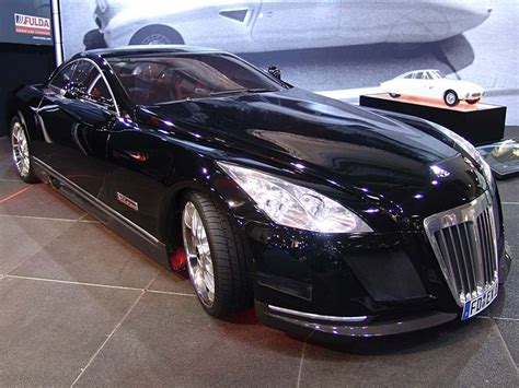 Car S Maybach Exelero Cars Hd Wallpapers