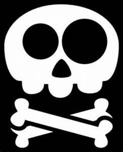 Cute Skulls Clipart (64+)