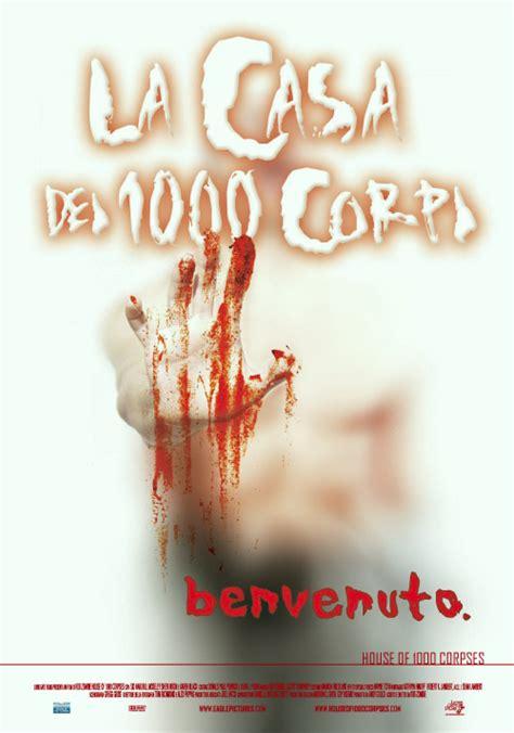 la casa dei mille corpi ilcorsaronero info la casa dei mille corpi 2003 italian