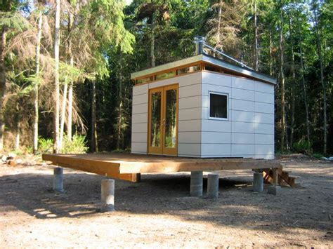 location bureau tours modern shed 10 39 x 12 39 cabin kit prefab forest getway