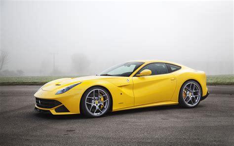 ferrari yellow 2013 ferrari f12 berlinetta novitec wallpaper hd car