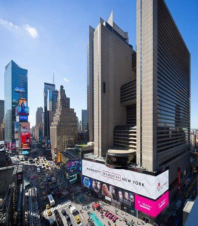 New York Marriott Marquis  Updated 2018 Prices & Hotel