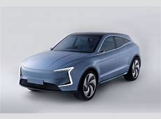 Californiabased startup, SF Motors, introduces its first