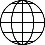 Globe Drawing Earth Internet Icon Svg Onlinewebfonts