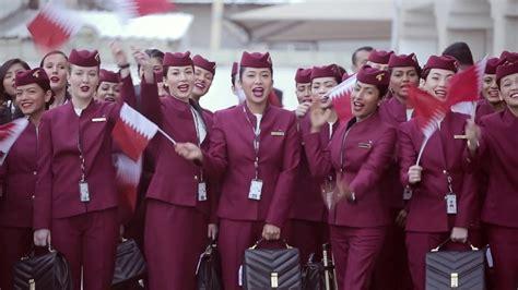 airways cabin crew how we welcome our new cabin crew qatar airways