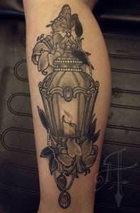 15+ Vintage Lamp Tattoos