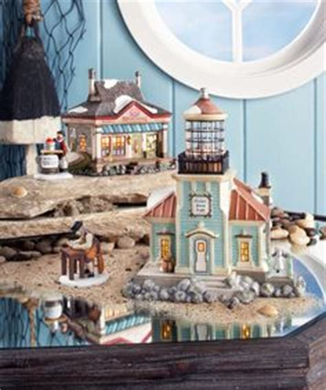 coastal christmas village festival collections