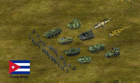 cuba image fierce war mod for rise of nations thrones