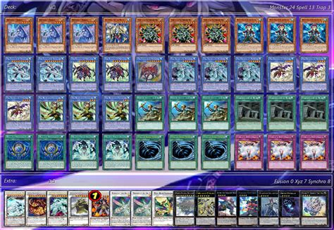 deck list generator black s deck archive project 8 info inside yu gi oh