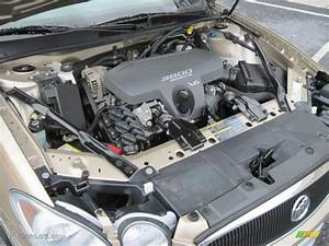 2005 Buick Lacrosse Engine