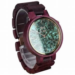 Uhren Aus Holz : 2nd liar holzuhr handgemacht aus holz stein avocadostore ~ Whattoseeinmadrid.com Haus und Dekorationen