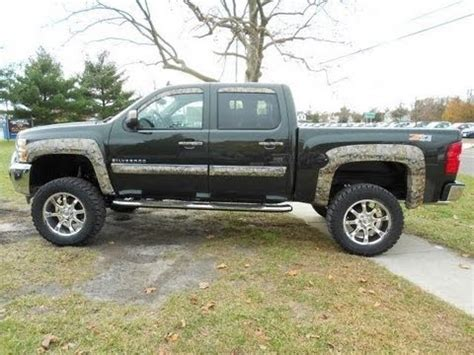 hunting truck for sale 2013 chevy silverado 1500 rocky ridge realtree camo lifted