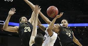 Purdue notebook: Hammons showed growth