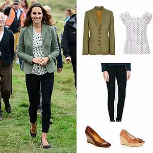 Kate Middleton Get The Look Copy Her Anglesey Outfit