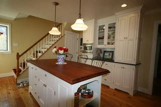 kitchen with tile hutch view traditional kitchen chicago by the 3496