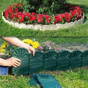 Bordure Jardin Plastique Wikiliafr
