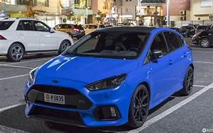 Ford Focus Rs 2018 : ford focus rs performance limited edition 2018 27 ~ Melissatoandfro.com Idées de Décoration