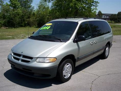 1999 Dodge Caravan by 1999 Dodge Grand Caravan Vin 2b4gp44r6xr265111