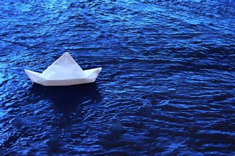 How To Make A Boat That Floats On Water by How To Make A Paper Boat That Floats Learn How To
