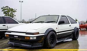Toyota AE86, AE86, Toyota, Car, Japanese Cars Wallpapers