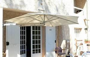 Wand Sonnenschirm Schwenkbar : solero muurparasols parasols voor aan de muur of wand ~ Markanthonyermac.com Haus und Dekorationen