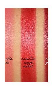Chanel Rouge Allure Camelia + New Longwear Lip Pencils ...