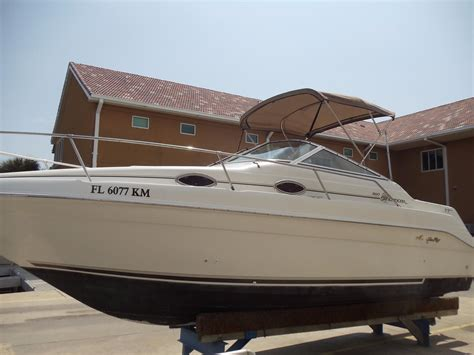 Boat Loans Pensacola by 1997 Sea Sundancer 250 Power Boat For Sale Www