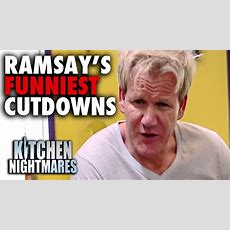 Gordon Ramsay's Funniest One Liners 20  Best Of Kitchen
