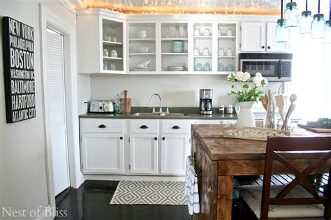 Farmhouse Kitchen Tour   Updated! Nest of Bliss