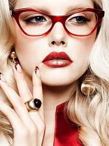 Monture Lunette Femme 2017 : 1001 id es pour des lunettes de vue femme les looks ~ Dallasstarsshop.com Idées de Décoration