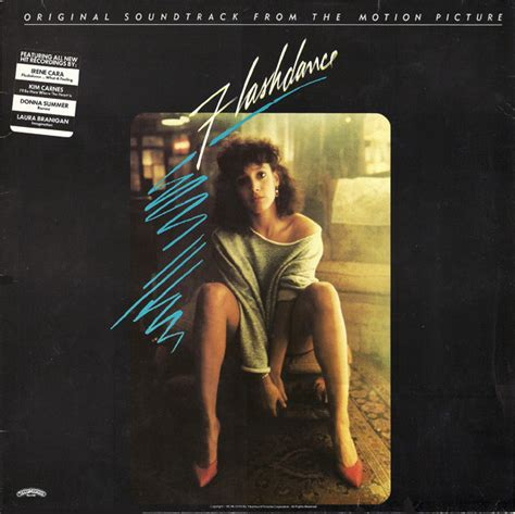 Various  Flashdance (original Soundtrack From The Motion