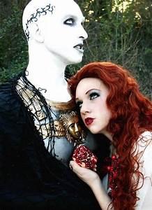 Love this interpretation of Persephone and Hades | Death ...