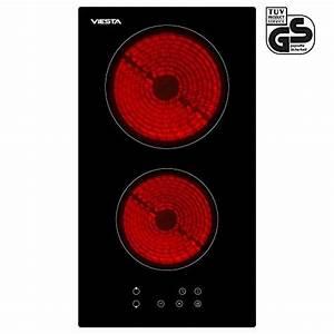 Plaque Vitro 2 Feux : plaque de cuisson electrique en 4260199757079 cuisine ~ Dailycaller-alerts.com Idées de Décoration