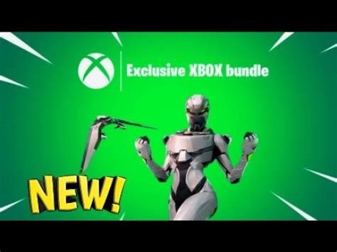 leaked xbox bundle new fortnite bundle exclusive eon skin 2000 vbucks
