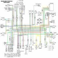 Diagrama Honda Vt750 88 00