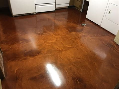 Amazonia's Painting & Cleaning Services   Epoxy Floor Coating