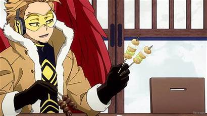 Hawks Academia Hero Deku Feral