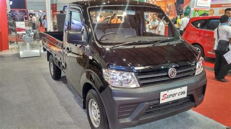 Dfsk Supercab Picture by In Depth Tour Dfsk Sokon Supercab 1 3 Tdi Indonesia