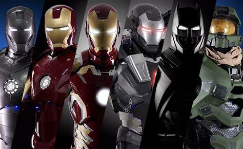 buy  build  iron man armor costume real iron man