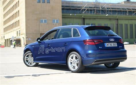 audi   tron  drive  natural gas compact car